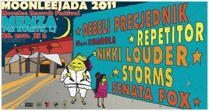 Napovedujemo festival Moonleejada 2011