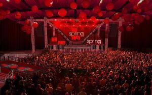 Red Spring Party dvorana