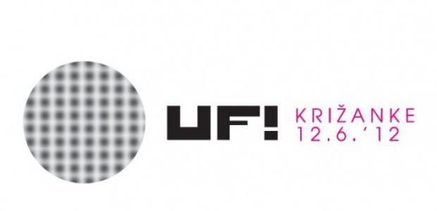 V sodelovanju z organizatorjem vam v nagradni igri poklanjamo 2 x 1 vstopnico za UF! Festival, ki bo 12.6.2012 v Križankah.