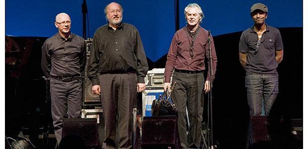 V sodelovanju z organizatorjem vam v nagradni igri poklanjamo 2 x 1 vstopnico za koncert Jan Garbarek Group ft. Trilok Gurtu, ki bo 21.11.2012 v Kinu Šiška.