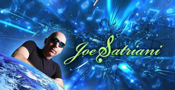 V sodelovanju z organizatorjem vam v nagradni igri poklanjamo 2 x 1 vstopnico za koncert Joeja Satrianija, ki bo 25. 5. 2013 v Cvetličarni.