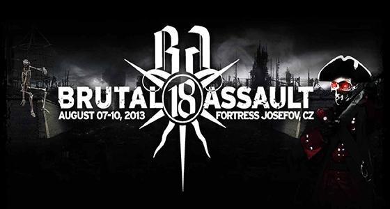 V sodelovanju z organizatorjem  festivala  in prevoznikom na festival vam v nagradni igri poklanjamo 1 vstopnico za Brutal Assault, ki bo med 7. in 10. 8. 2013 na Češkem.