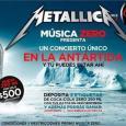 Po tem, ko je Metallica s 3D filmom Metallica: Through The Never prišla na veliko platno, se Lars Ulrich ni mogel zadržati z napovedjo, kje je nov mejnik benda.