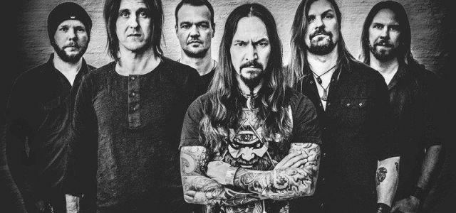 Amorphis, finska heavy metal glasbena skupina, predstavlja videospot za skladbo Amongst Stars.