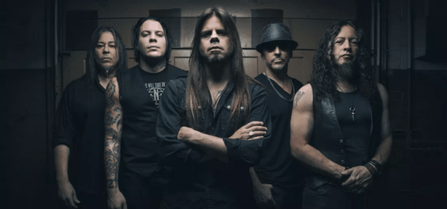 Queensryche predstavljajo video za novo pesem Blood Of The Levant.