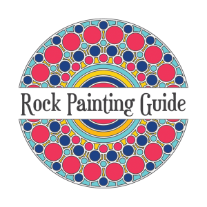 rock painting guide logo