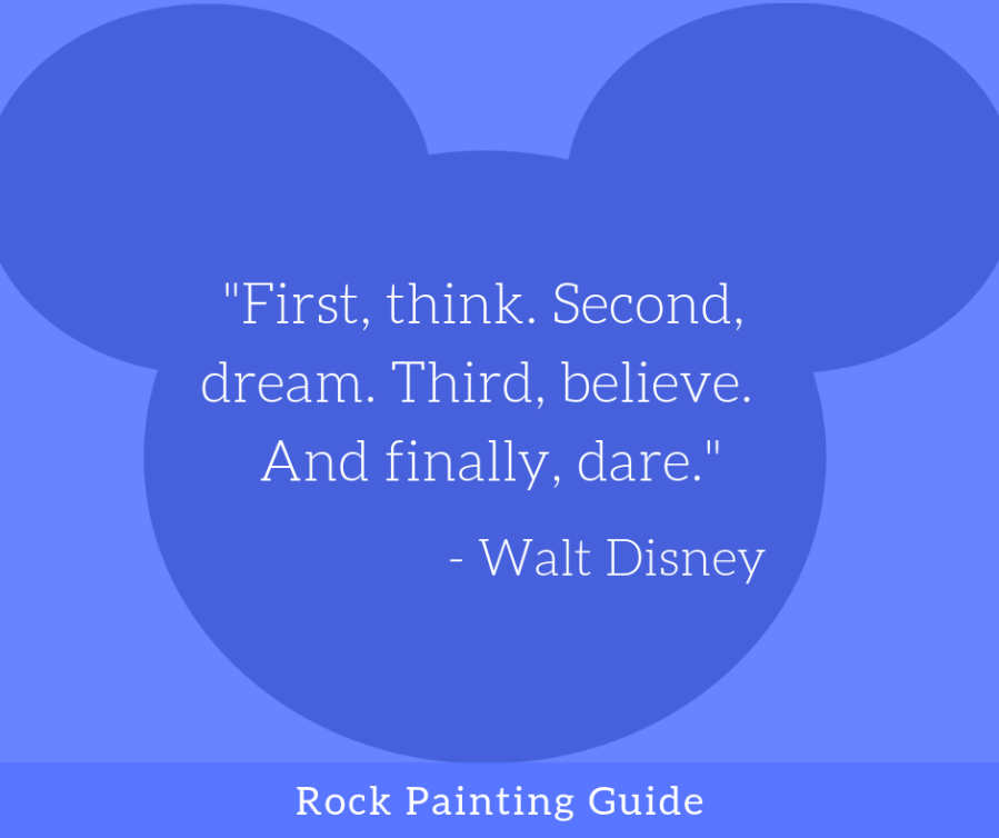 Walt Disney Quotes about dreamers