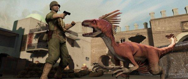 Dinoed