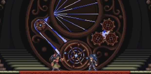 2D Metroidvania Timespinner Kickstarter for PC Mac and Linux