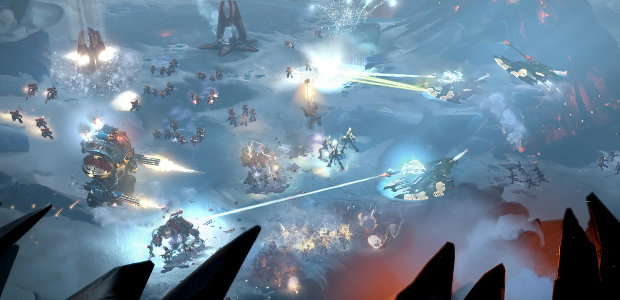 Warhammer 40k Dawn Of War 3 Shows Full E3 Demo Rock