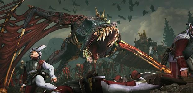 Total War Warhammer Vampire Counts Preview Rock Paper