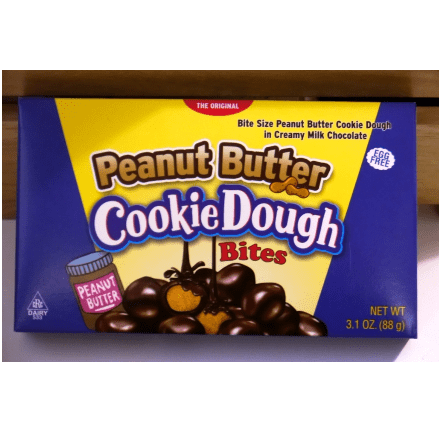 Image of Peanut Butter Cookie Dough Bites