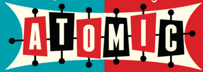 Image of the Atomic logo for article so where to next?