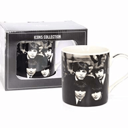Image of the Beatles Fine China Mug