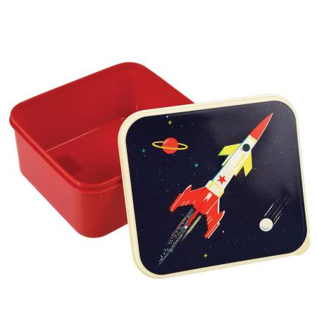 image of a space age lunchbox