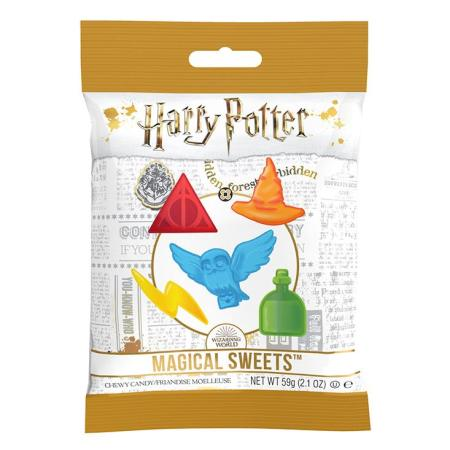 Image of a bag of harry potter magical sweets