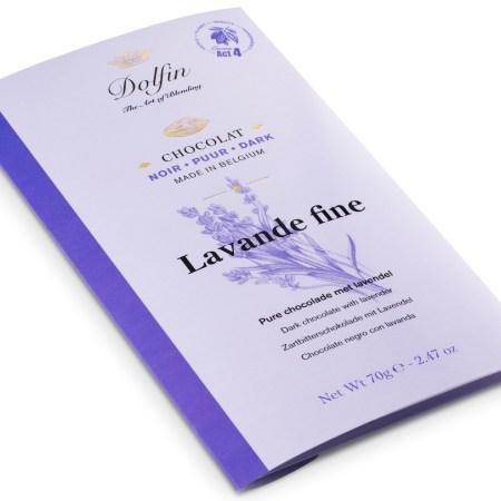 Image of a Dolfin Provencal Lavender bar