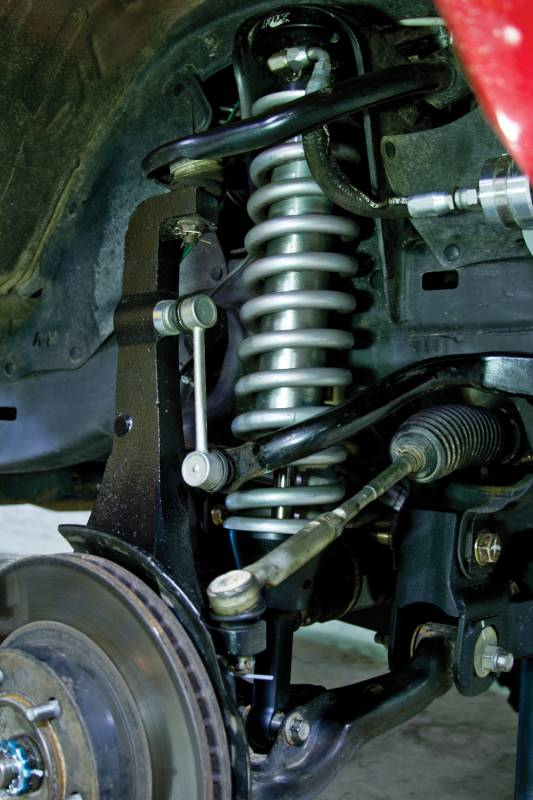 Bds 6 Quot Coil Over Suspension System For 2016 Toyota Tacoma