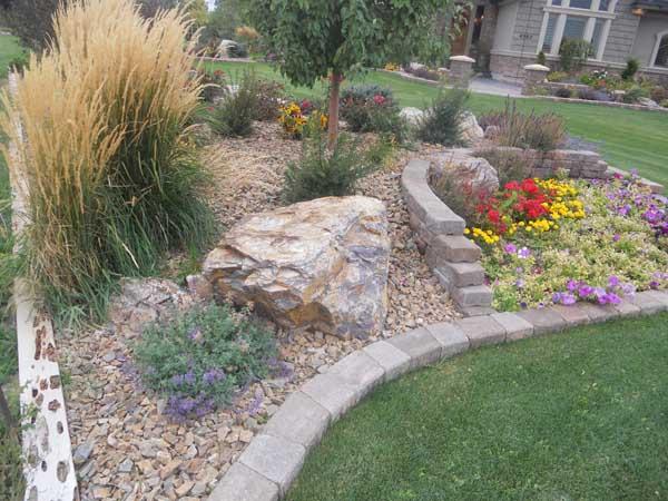 Large Landscaping Rocks