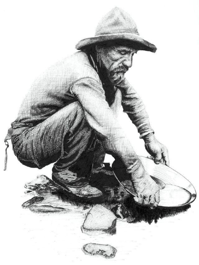 gold prospecting for beginners mining for gold