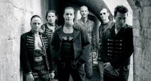 Rammstein Band Photo
