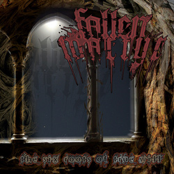 Fallen Martyr - The Six Roots Of True Will Album Cover Artwork
