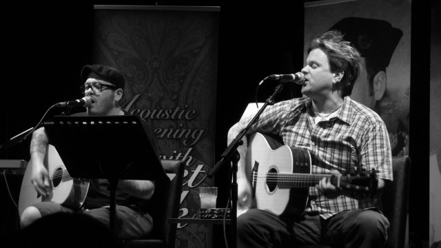 Bowling For Soup - Jaret & Erik Acoustic From The Junction, Cambridge