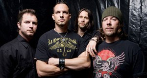 Alter Bridge Band Photo 2012
