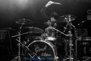 Chimpspanner-Drummer-Islington-Academy-2013