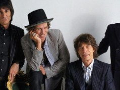 The Rolling Stones Band Photo
