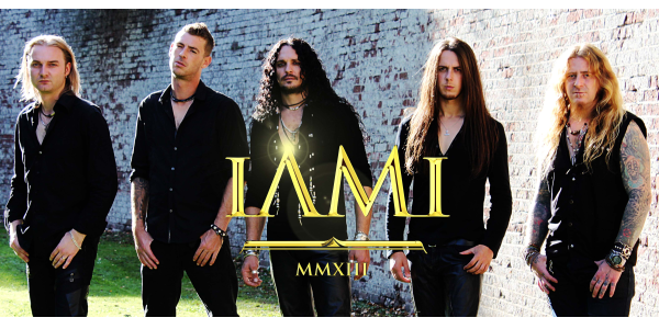 I AM I Band Photo 2013