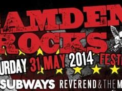 Camden Rocks Festival 2014 Header Image