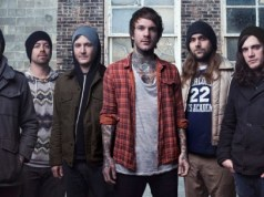 Chiodos 2014 Band Photo