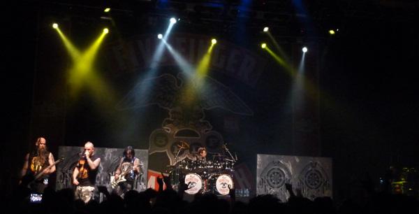 Five Finger Death Punch - Kentish Town Forum London March 2014