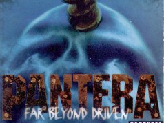 Pantera Far Beyond Driven Album Cover