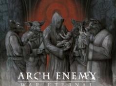 Arch Enemy War Eternal Album Cover