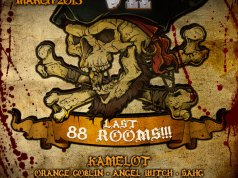 Hammerfest 7 First Line Up Poster