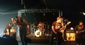 Hang The Bastard performing at British Summer Time Festival