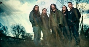 Shadows Fall 2014 Band Promo Photo