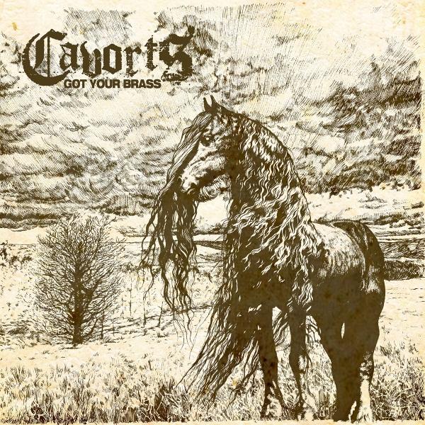 Cavorts - Got Your Brass Album Cover Artwork