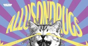AllUsOnDrugs Spring 2015 UK Tour Poster Header Image