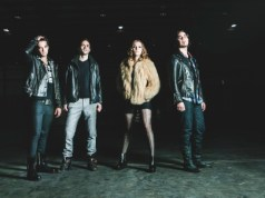 Halestorm 2015 Band Promo Photo