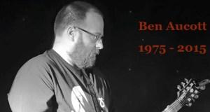 Ben Aucott, guitarist of Mage (RIP)
