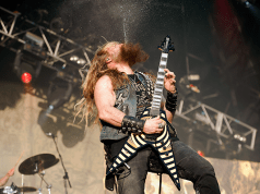 Black Label Society on stage at Bloodstock Open Air 2015