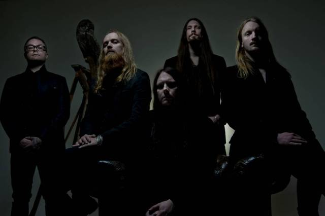 Katatonia 2016 Band Promo Photo
