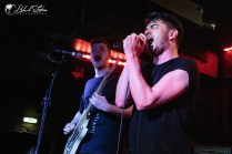 Max Raptor on stage at London Borderline 9th March 2016 for the Scuzz TV UK Throwdown Tour