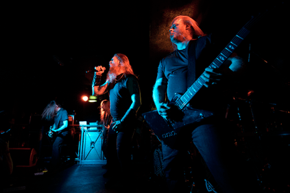Amon Amarth @ Camden Underworld 22-3-16