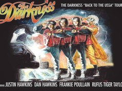 The Darkness - Back In The USSA Tour