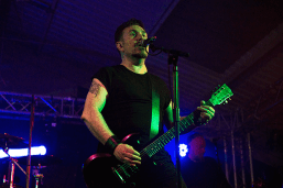 Andy Cairns (Therapy?) at Southampton 20-2-16