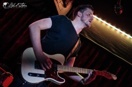 Max Raptor on stage at The Borderline London on 15th June 2016
